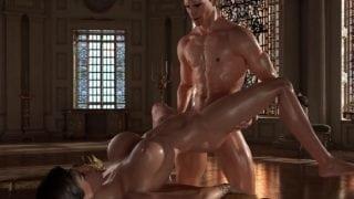Bloodlust Cerene in 3D Uncensored Dubbed